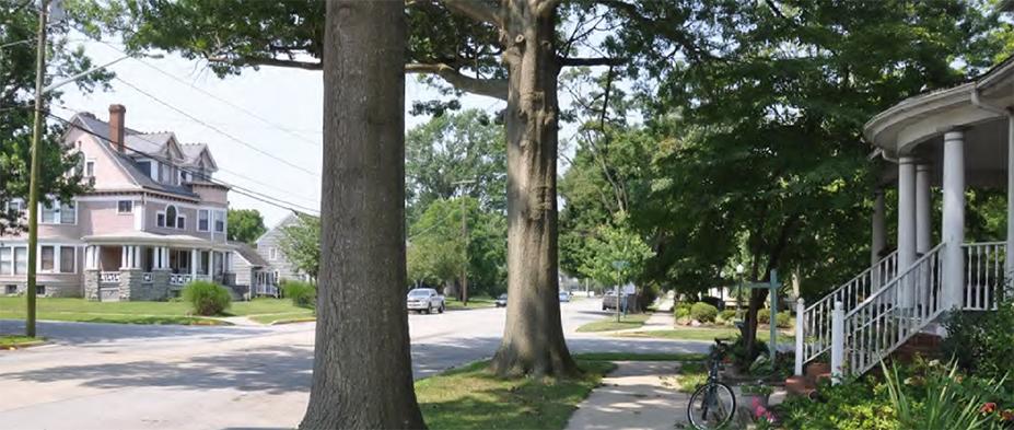 Streets of Bridgeville, DE