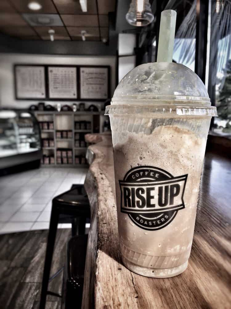 Frozen Coffee from Rise Up