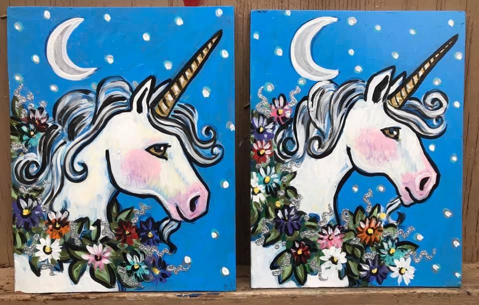 Unicorn Panels