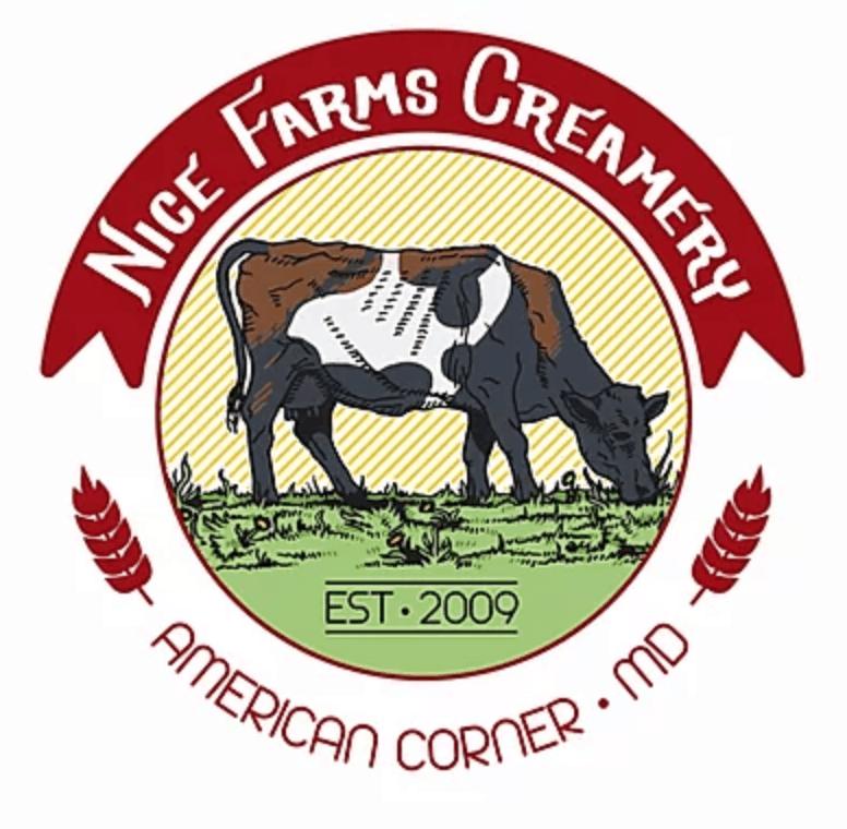 Nice Farms Creamery Logo