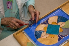 Stained Glass Class in Cambridge