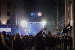 New Year's Eve in Salisbury